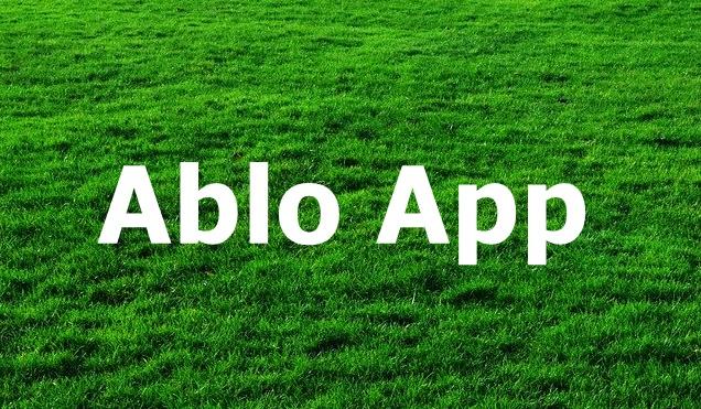 Ablo Sign Up