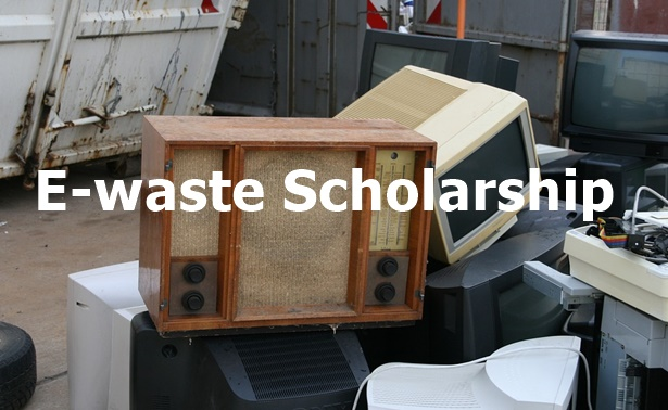 E-waste Scholarship