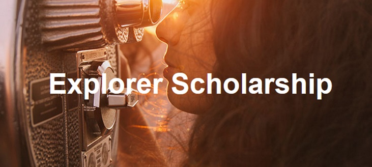 Explore america travel scholarship