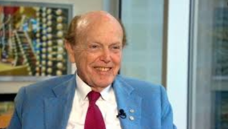 James Pattison net worth