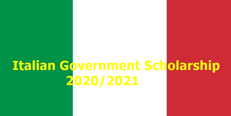 Italian Government Scholarship