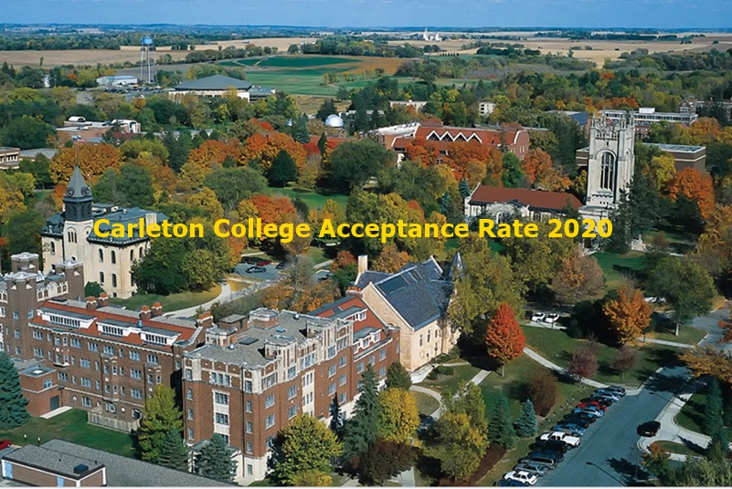 Carleton College Acceptance Rate 2020