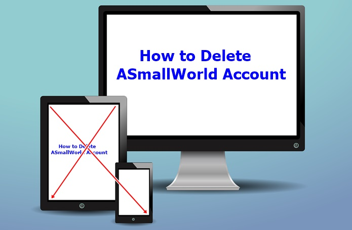 How to Delete ASmallWorld Account