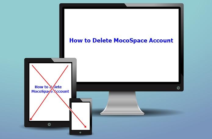 How to Delete MocoSpace Account