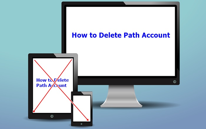 How to Delete Path Account