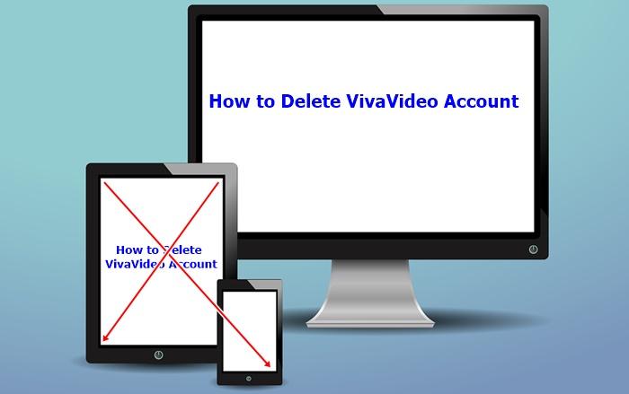 How to Delete VivaVideo Account