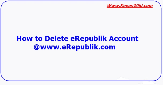 How to Delete eRepublik Account