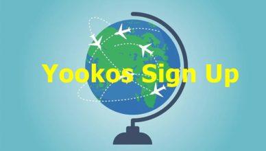 Yookos Sign Up