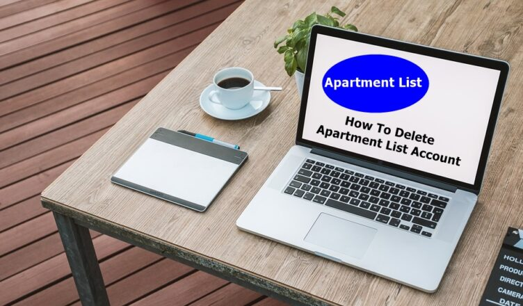 How To Delete Apartment List Account