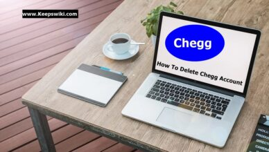 How To Delete Chegg Account