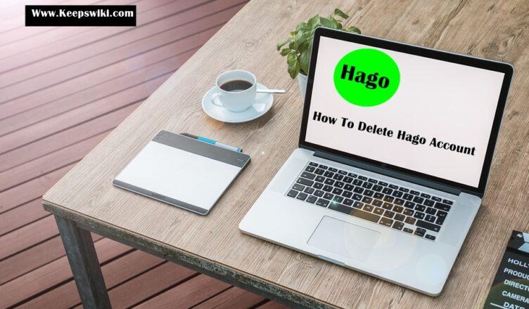 How To Delete Hago Account