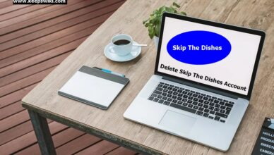 How To Delete Skip The Dishes Account