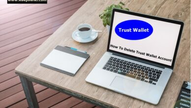 How To Delete Trust Wallet Account