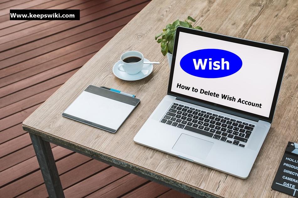 How To Delete Wish Account
