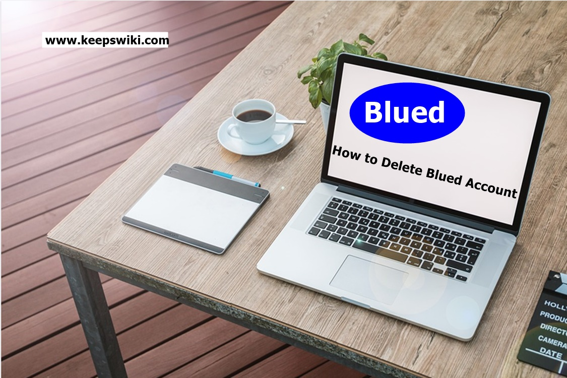 How to Delete Blued Account