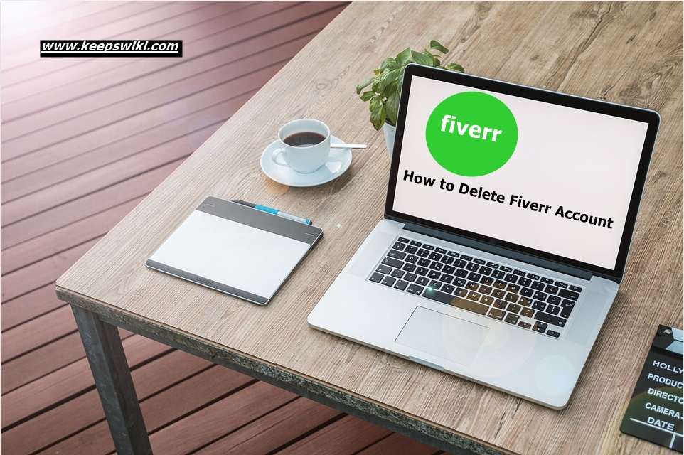 How to Delete Fiverr Account