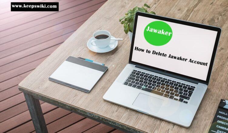 How to Delete Jawaker Account