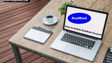 How to Delete RealReal Account