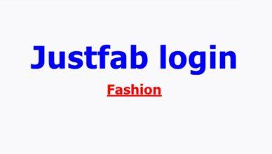 Justfab login account