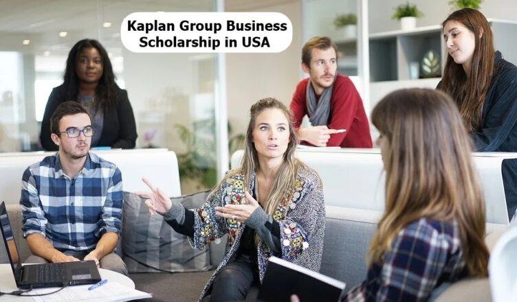 Kaplan Group Business Scholarship in USA