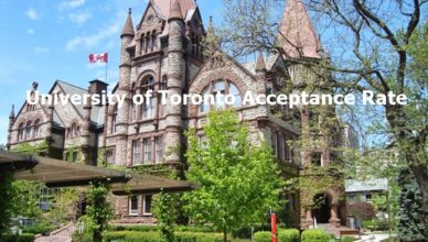 University of Toronto Acceptance Rate For 2020
