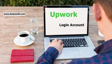 Upwork Login Account