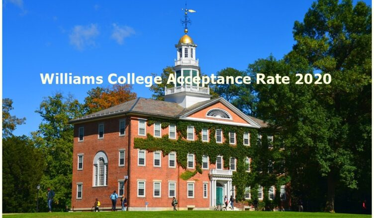 Williams College Acceptance Rate 2020