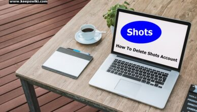 How To Delete Shots Account