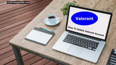How To Delete Valorant Account