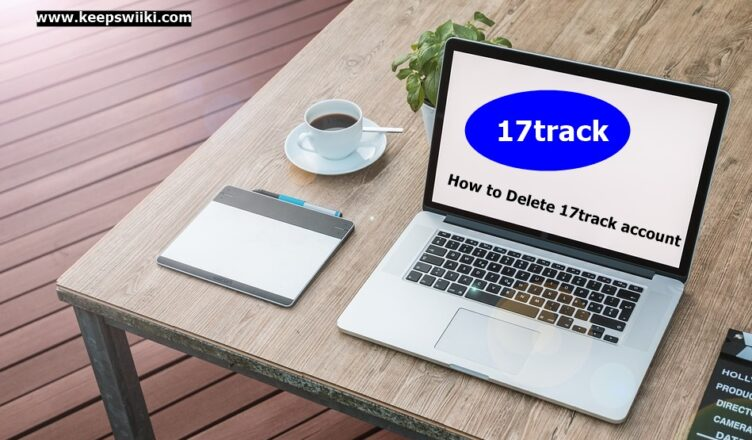 How to Delete 17track account