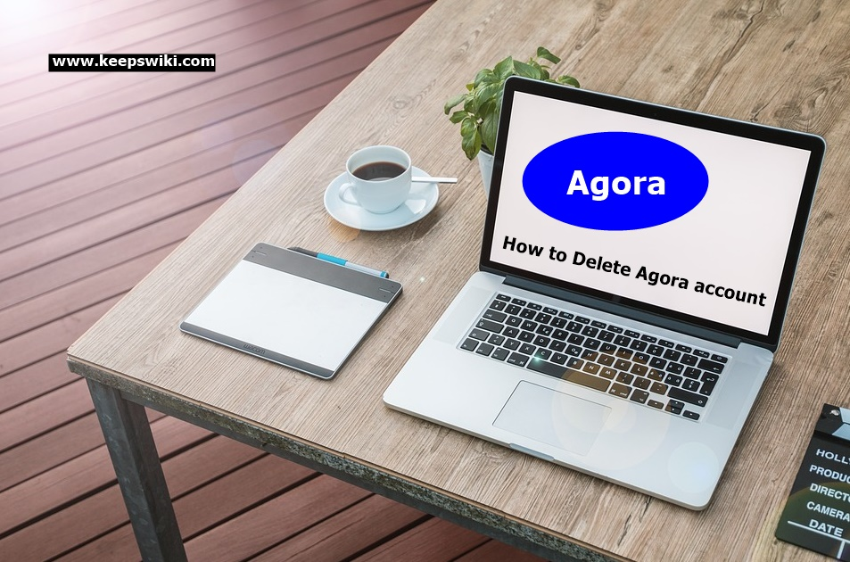 How to Delete your Agora Account