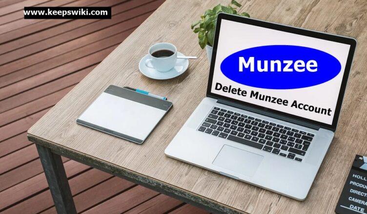 How To Delete Munzee Account