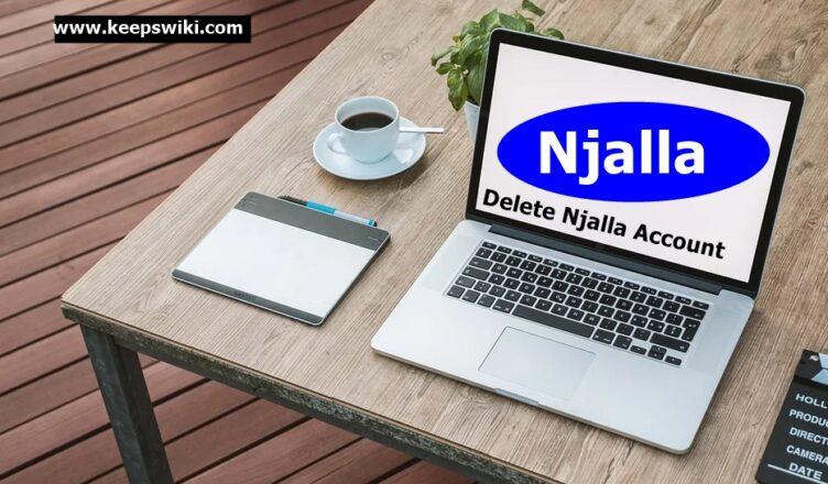 How To Delete Njalla Account