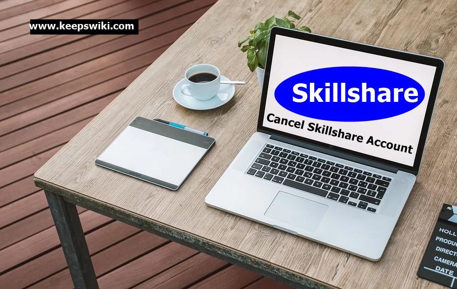 How To Delete Skillshare Account