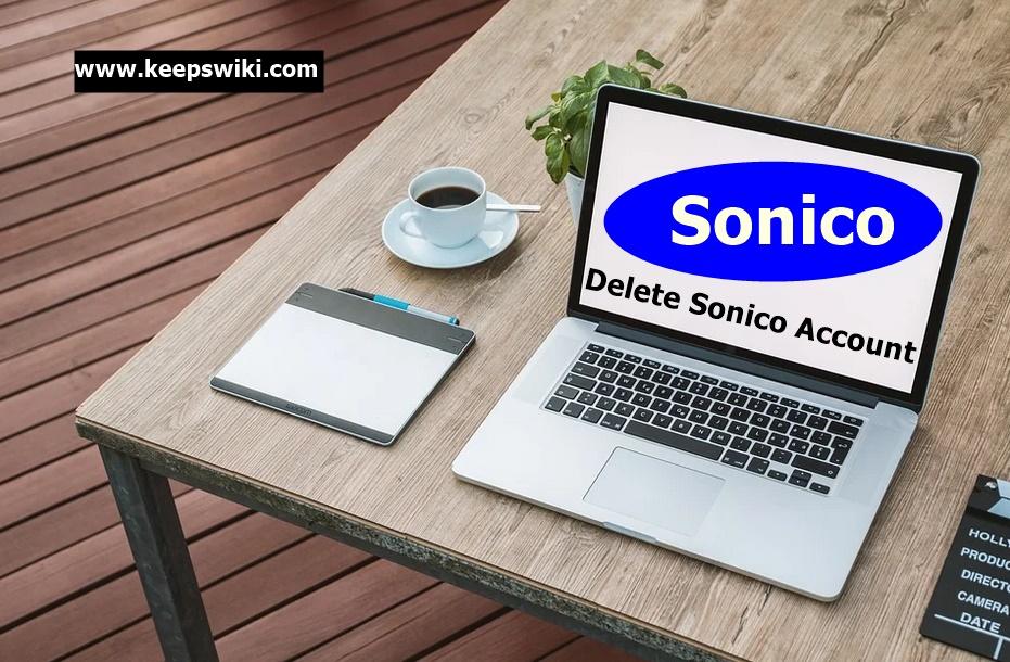 How To Delete Sonico Account
