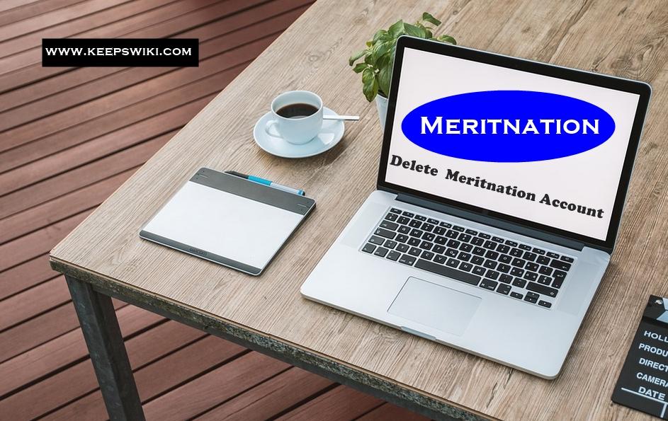 Delete Meritnation Account