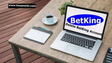 How To Delete BetKing Account