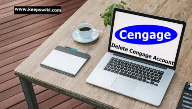 How To Delete Cengaget Account