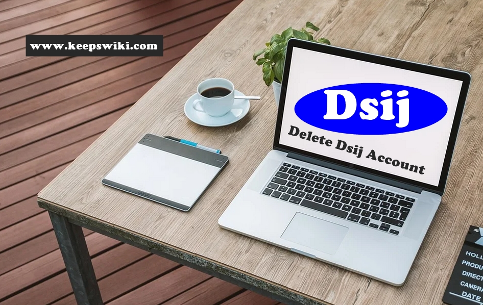 How To Delete Dsij Account