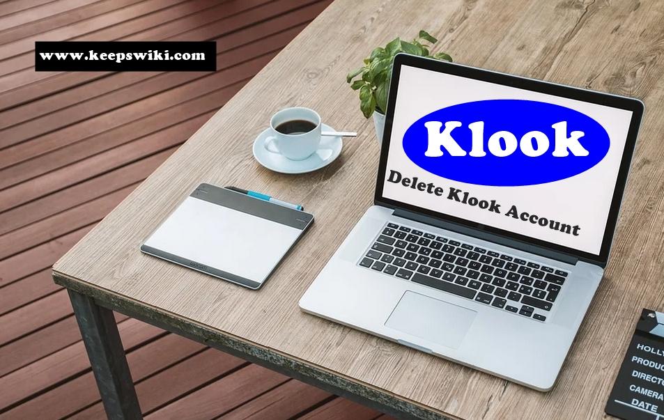 How To Delete Klook Account