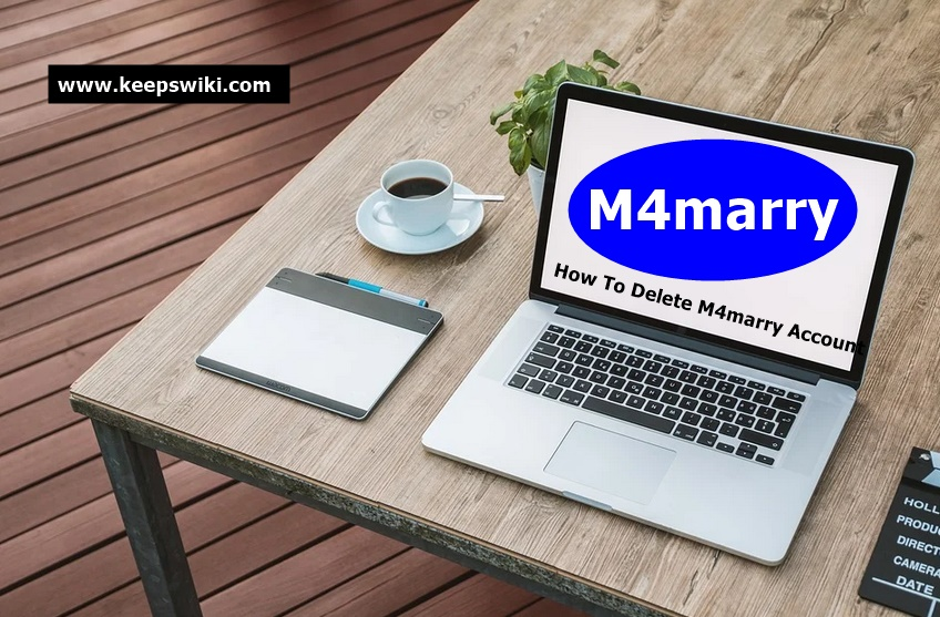 How To Delete M4marry Account