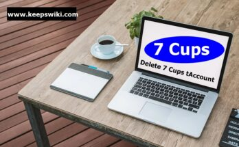 How To Delete 7 Cups Account