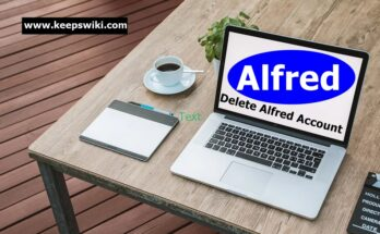 How To Delete Alfred Account