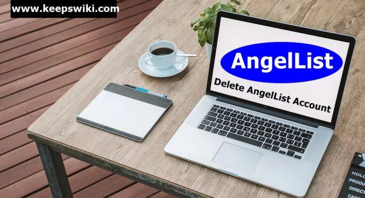 How To Delete AngelList Account