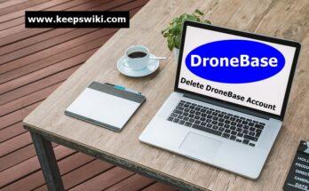 How To Delete DroneBase Account