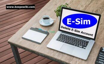How To Delete E-Siml Account