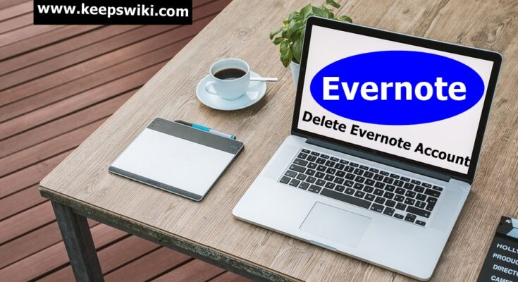 How To Delete Evernote Account
