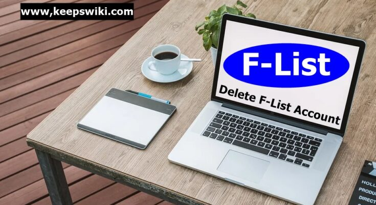 How To Delete F-List Account