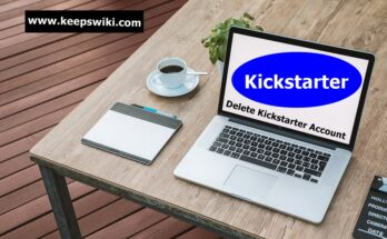 How To Delete Kickstarter Account