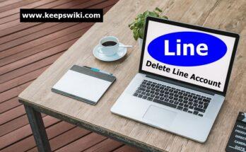 How To Delete Line Account